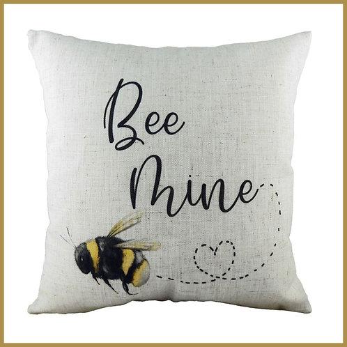 Bee Cushion Bee Mine