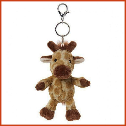 Emmy the Giraffe Keyring