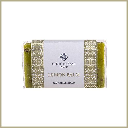 Handmade Natural Soap Lemon Balm