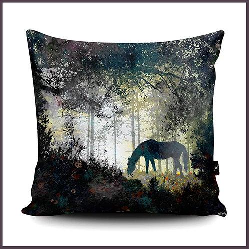 Phill Taffs Cushion Horse