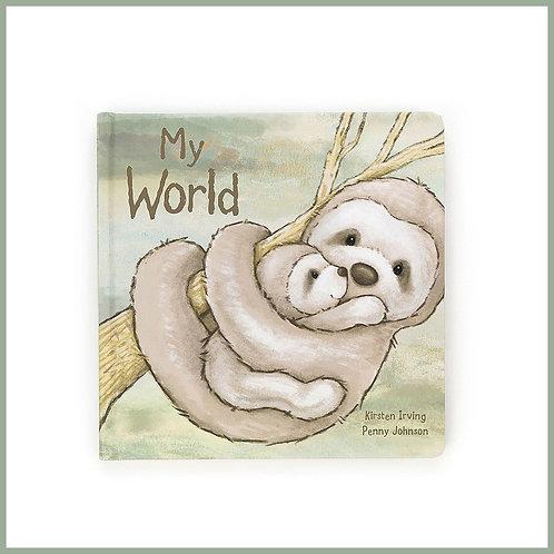 Jellycat Book My World