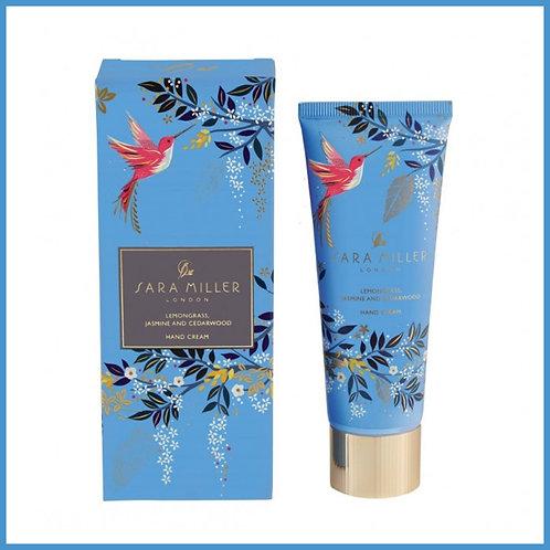 Sara Miller Lemongrass, Jasmine & Cedarwood Hand Cream 75ml