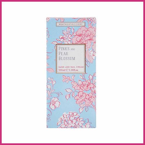 Pinks & Pear Blossom Hand Cream