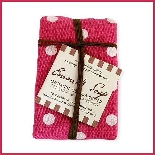 Organic Cocoa Butter Soap Relaxing & Balancing
