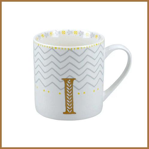 Alphabet Mug I