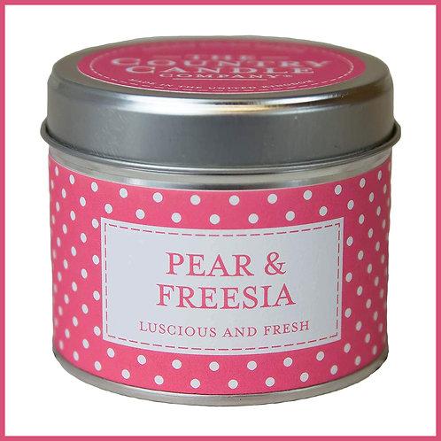 Polkadot Candle Pear & Freesia