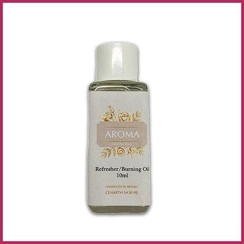 Aroma Burner & Refresher Oil Rose Garden