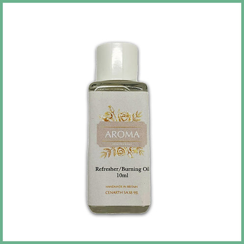 Aroma Burner & Refresher Oil Lily & Jasmine