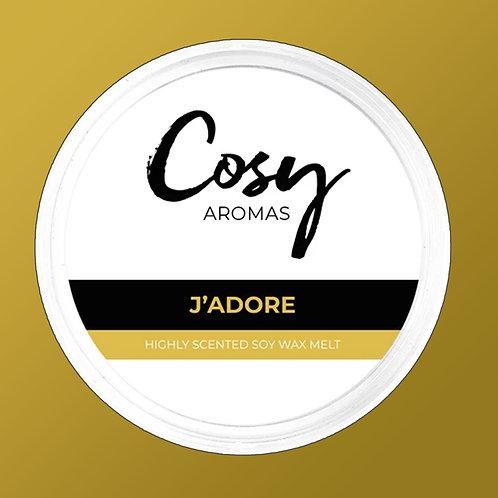 Cosy Aroma Soy Wax Melt Pod J'Adore