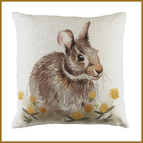 Woodland Cushion Hare