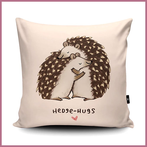 Sophie Corrigan Cushion Hedge-Hugs