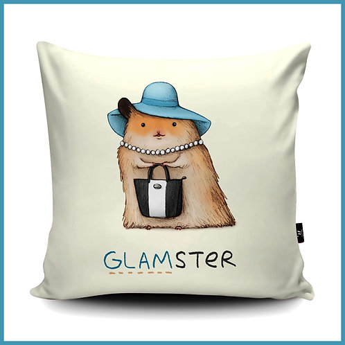 Sophie Corrigan Cushion Glamster