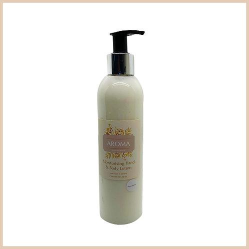 Aroma Fresh Linen Hand & Body Lotion