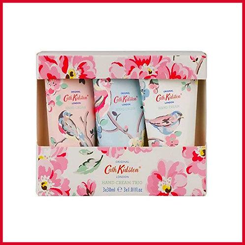 Cath Kidston Hand Cream Trio Blossom Birds