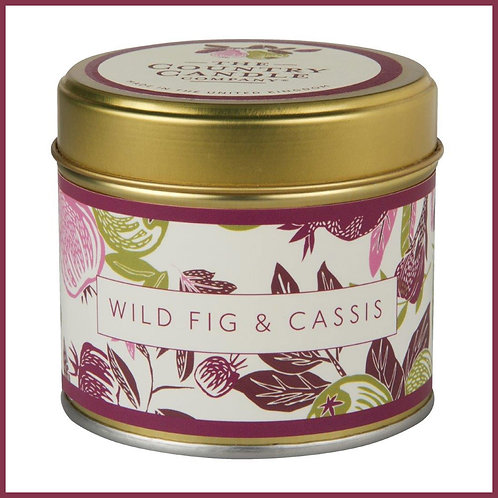 Fragrant Orchard Candle Wild Fig & Cassis