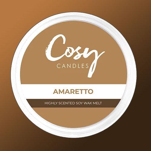 Cosy Aroma Soy Wax Melt Pod Amaretto