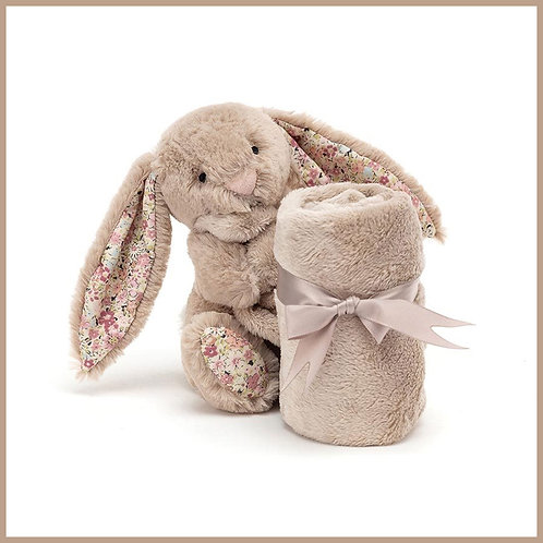 Jellycat Soother Blossom Bunny Beige