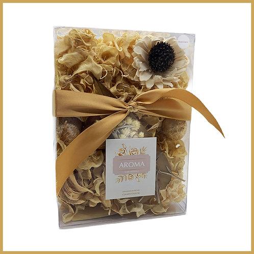 Aroma Pot Pourri Fresh Linen Scent