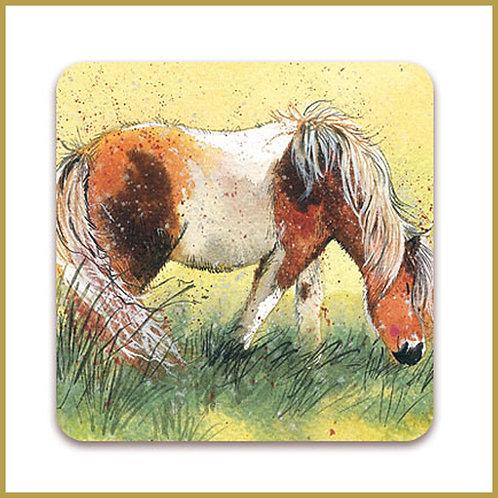 Alex Clark Coaster C43 Shetland Pony
