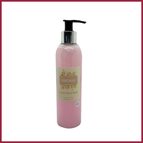 Aroma Luxury Hand Wash Wild Rhubarb
