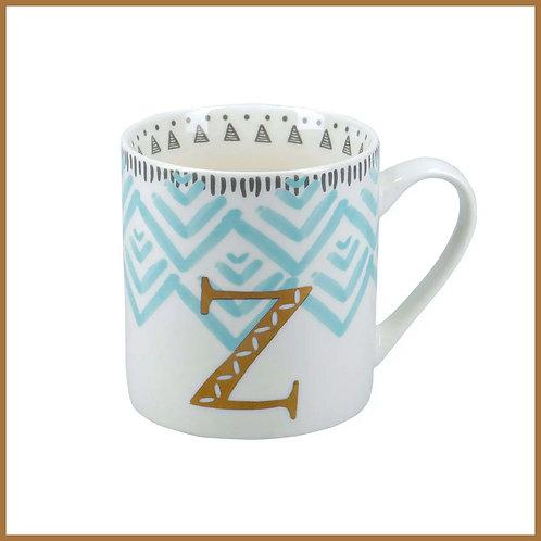 Alphabet Mug Z