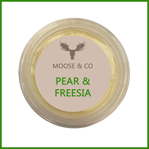 Moose & Co Soy Wax Melts Pear & Freesia
