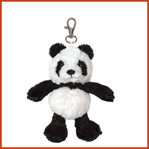 Kimi the Panda Keyring