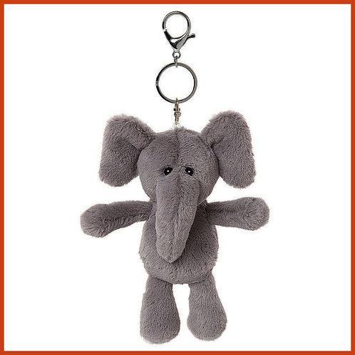 Hazel the Elephant Keyring