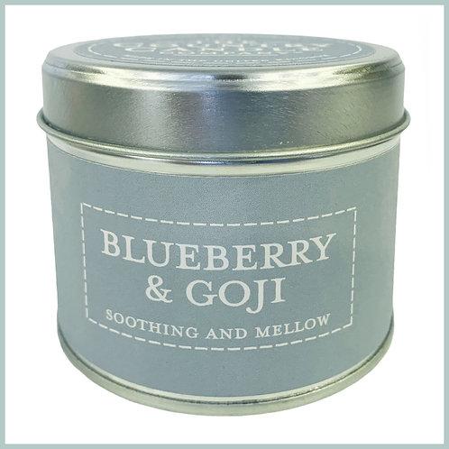 Pastels Candle Blueberry & Goji