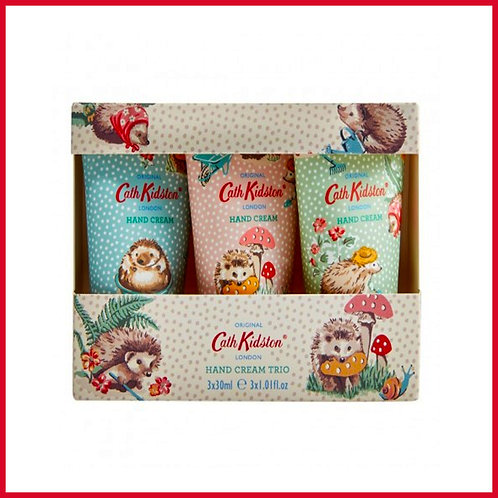 Cath Kidston Hand Cream Trio Gardeners Club