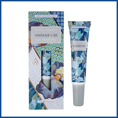 Vintage Braids & Blooms Gel Perfume 15ml