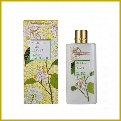Neroli and Lime Leaves Body Cream 250ml