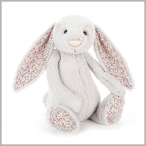 Jellycat Blossom Bunny Silver Large