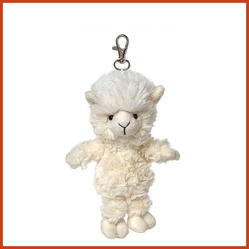 Arthur the Alpaca Keyring