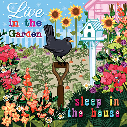 Angie Spurgeon Live In The Garden