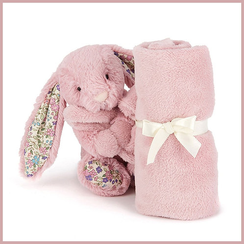 Jellycat Soother Blossom Bunny Tulip