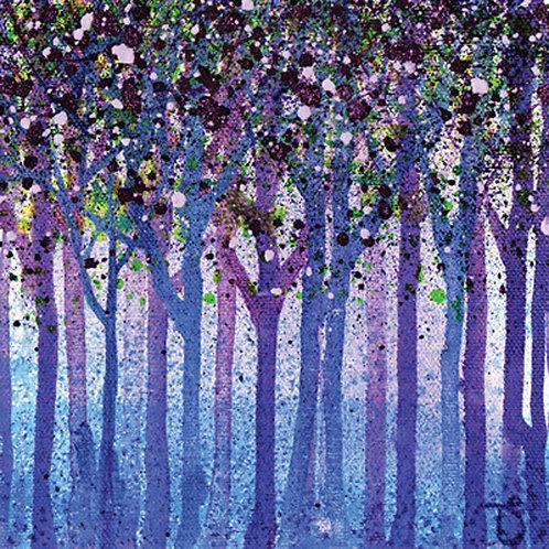 Theresa Shaw Bluebells & Blossom