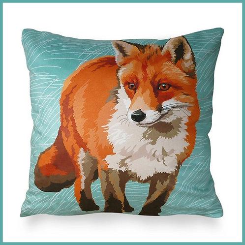 Leslie Gerry Cushion Fox