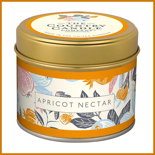 Fragrant Orchard Candle Apricot Nectar