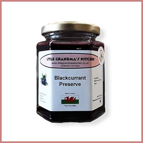 Little Grandma's Preserve Blackcurrent