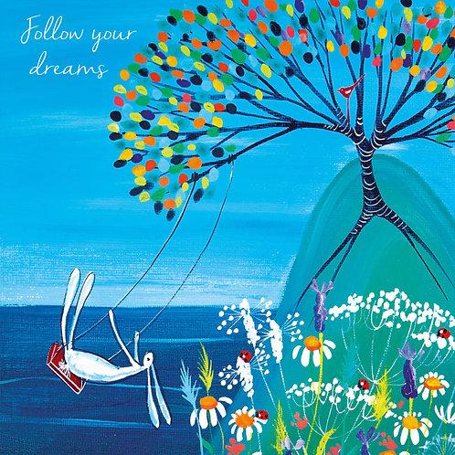 Kate Andrews Follow Dreams