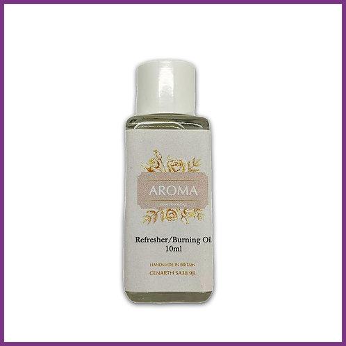 Aroma Spring Mountain Vineyard Burner & Refresher Oil