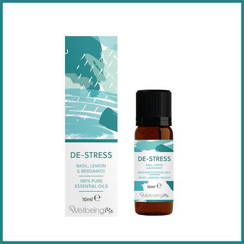 100% Pure Essential Oils De-Stress