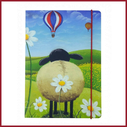 Lucy Pittaway A5 Notebook Little Outing