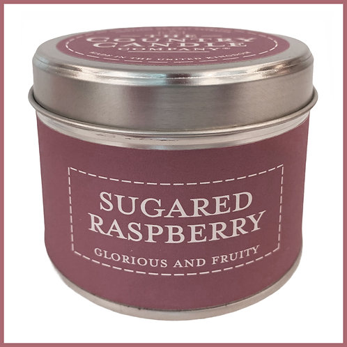 Pastels Candle Sugared Raspberry