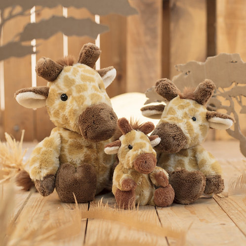 Emmy the Giraffe