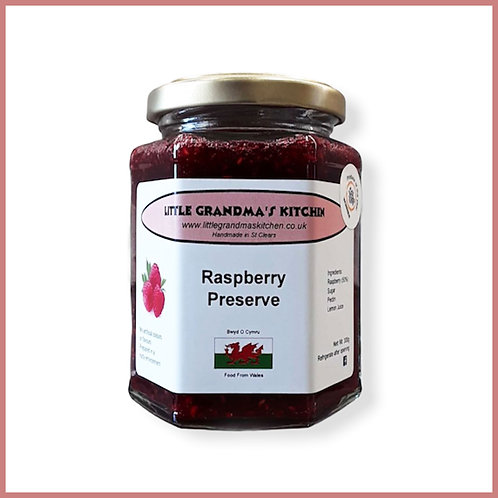 Little Grandma's Preserve Raspberry