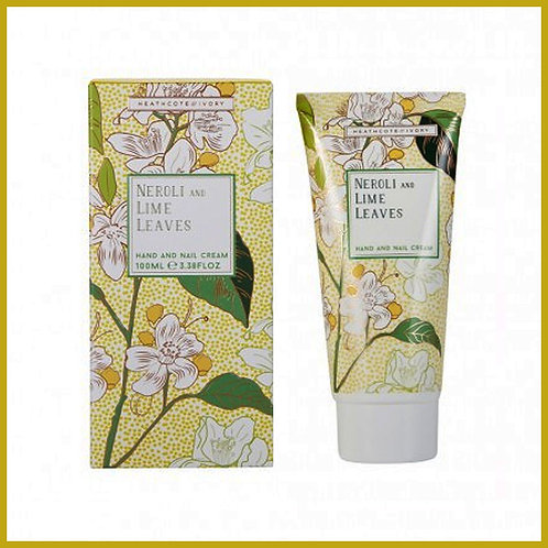 Neroli and Lime Leaves Hand & Nail Cream 100ml
