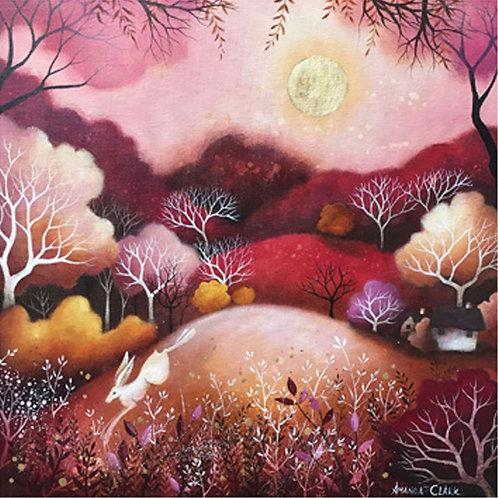 Amanda Clark Rose Moon