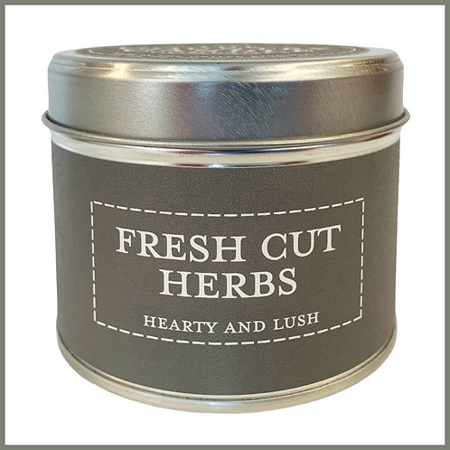 Pastels Candle Fresh Cut Herbs